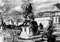 heldenplatz by hans pilhs
