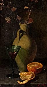 stilleben by emma (helfrid charlotta) toll