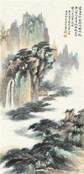 幽居图 by you xiaoyun