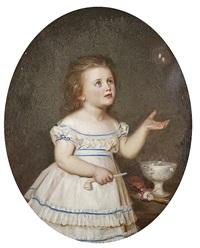 jenny amanda cecilia costiander (née neovius, 1868) by erik johan löfgren