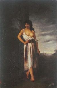 zigeunerin by albert höflinger