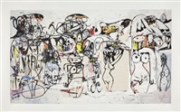 invocations of miles by george condo