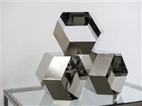 3 negatives quasi bricks by olafur eliasson