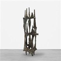 important sculpture by paul evans