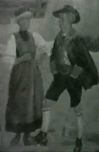 zwei aus hinterbichl (tirol) by isabella mikulicz-breyer