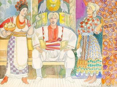 vareniki by victor i zaretsky