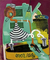 crime doesn't pay by peter saul