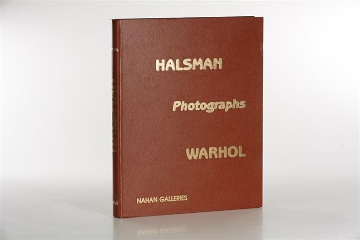 andy warhol portfolio new york 8 works by philippe halsman