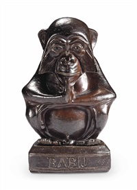 monkey (babij) by joseph mendes da costa
