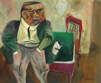 the operator by william gropper