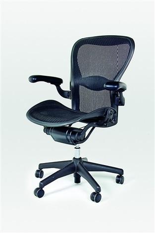 aeron chair by bill stumpf and don chadwick