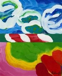 l'eclosion en ciel by yasse tabuchi