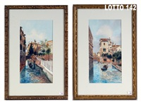 venezia (+ another; 2 works) by zaccaria dal bo