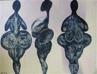 les trois graces by michel haas