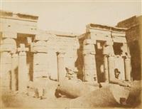 souvenirs d'egypte offerts à madame zoe garcin par la famille jules bleton d'alexandrie (album w/56 works) by henry cammas
