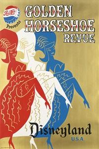 golden horseshoe revue/disneyland by bjorn aronson