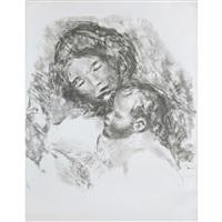 maternité/maternity by pierre-auguste renoir