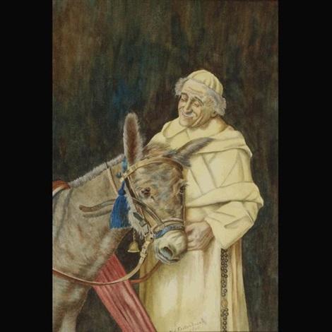 friar donkey by nettie stone easterbrook