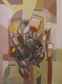 composition ocre by carlo marangio