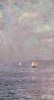 at sea by nikolai nikanorovich dubovskoy