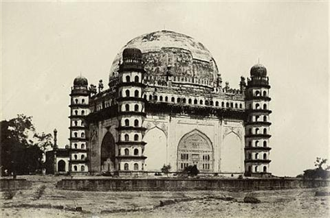 mosques in bijapur 2 works by thomas biggs