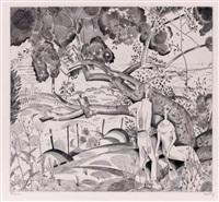 le vieux poirier by jean-emile laboureur