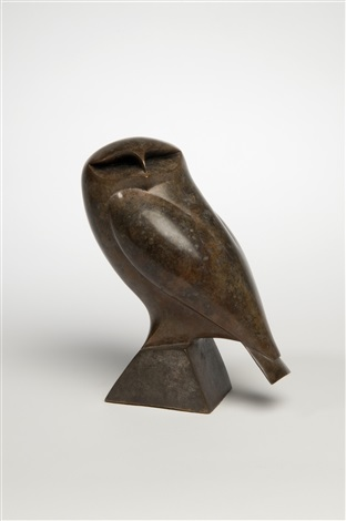 little owl by robert aberdein