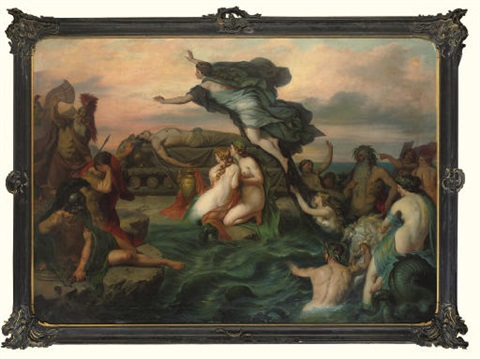 the funeral of hector by liersch