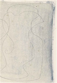 1970 (jug with curled handle) by ben nicholson