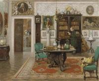 an inviting interior by cesare vianello