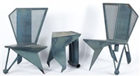 chair (+ 2 others; set of 3) by cynthia wynn