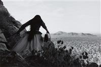 mujer ángel (angel women), senora desert by graciela iturbide