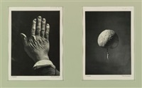 back of hand and shrivelled apple (2 works from the moon: considered as a planet, a world, and a satellite) by james nasmyth