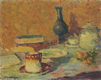 nature morte by albert marquet