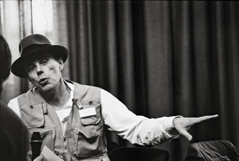 joseph beuys by digne meller marcovicz