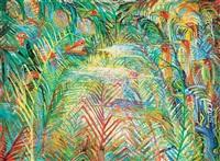 jungle by tihamér gyarmathy