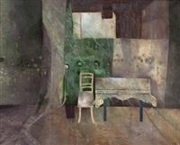 tisch und stuhl by hermann kremsmayer