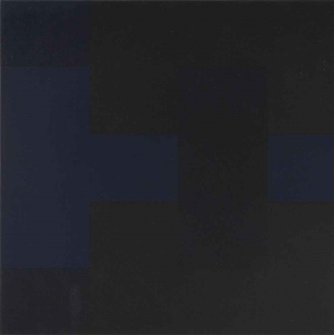 untitled portfolio of 10 wtitle and justification by ad reinhardt