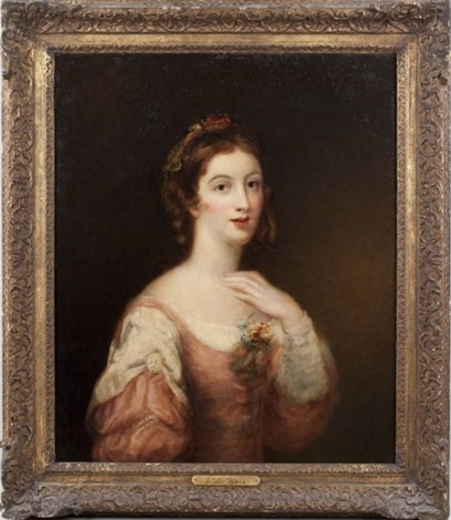 lady abercorn by john opie
