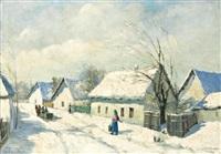 a falu télen by gyorgy nemeth
