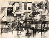 composition géométrique by engelbert van anderlecht