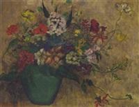 a colourful bouquet by juliette cambier