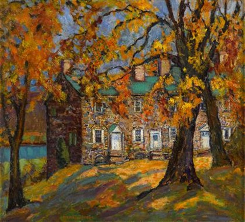 thompson neely house by fern isabel coppedge