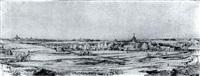 the goldweigher's field (b., holl. 234; h. 249; bb 51-   a) by nico van rijn