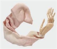 bras et main by eva aeppli