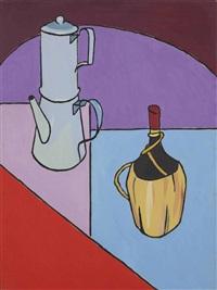 la cafetière by alberto magnelli