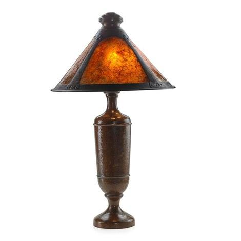 massive lamp by benedict art studio