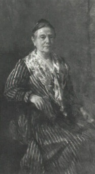 portrait of julia colt pierson emmet by rosina emmet sherwood