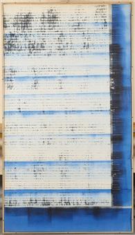 report bleu-noir by jean degottex