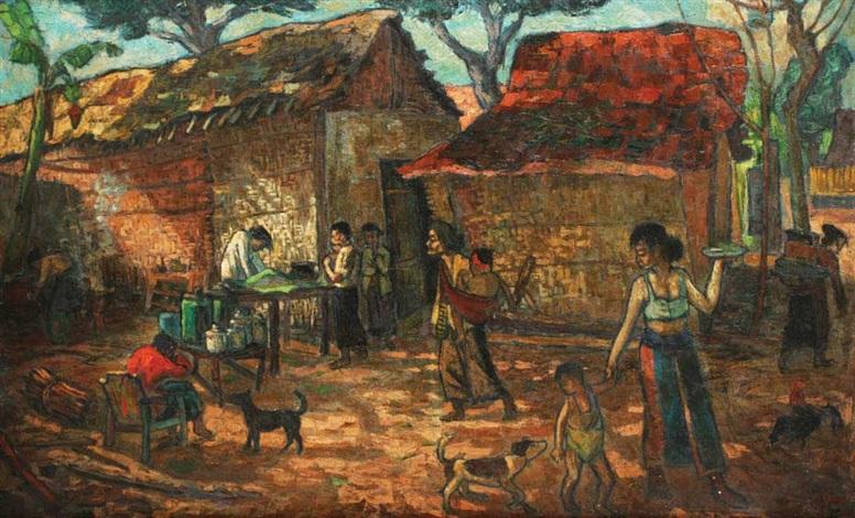 tukang gado gado by itji tarmizi